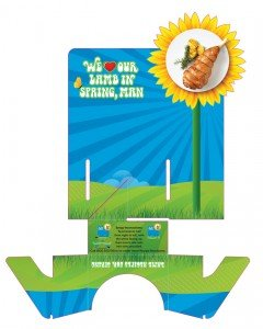 Finished Art / Packaging design from my time at BMF Advertising - Stuart Flynn - Sunshine Coast