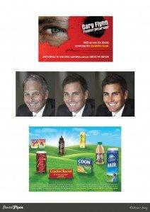Photoshop folio - Sunshine Coast - Advert ideas