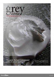 The Grey Zone ebook - Advert ideas